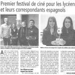Festival_francoEspagnol_AinLyceePlaine de lAin